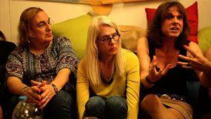 Reunión chicas